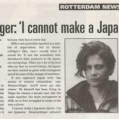 rotterdam news 3.feb.1999